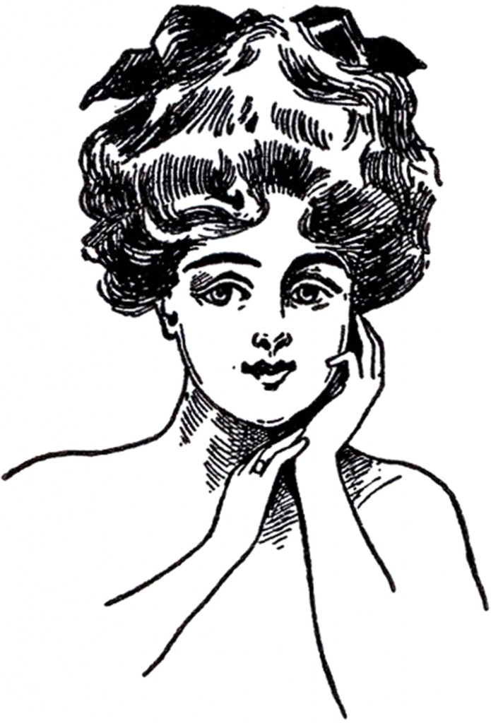Gibson Girl Images
