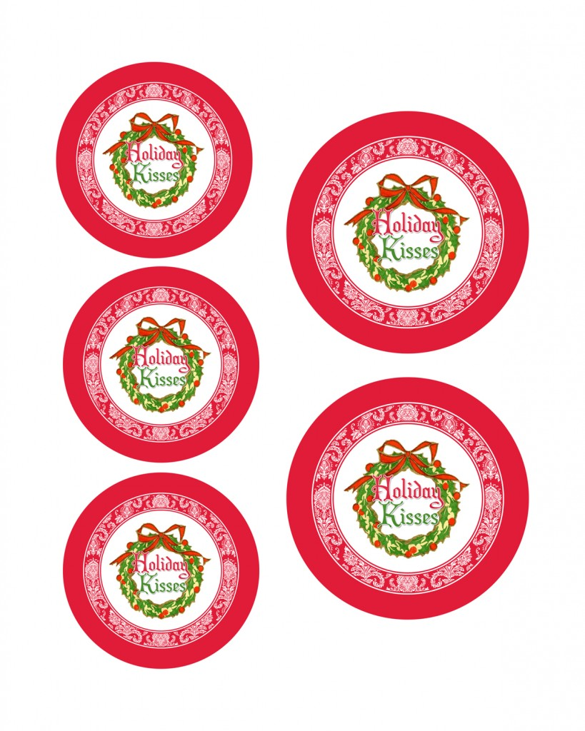 Printable Candy Jar Labels