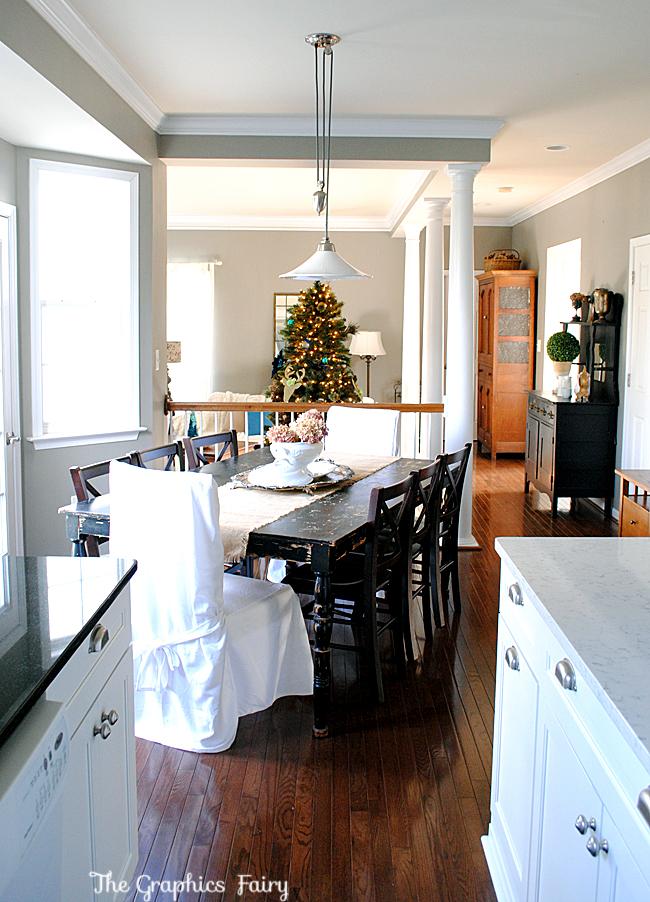 Holiday Housewalk Kitchen