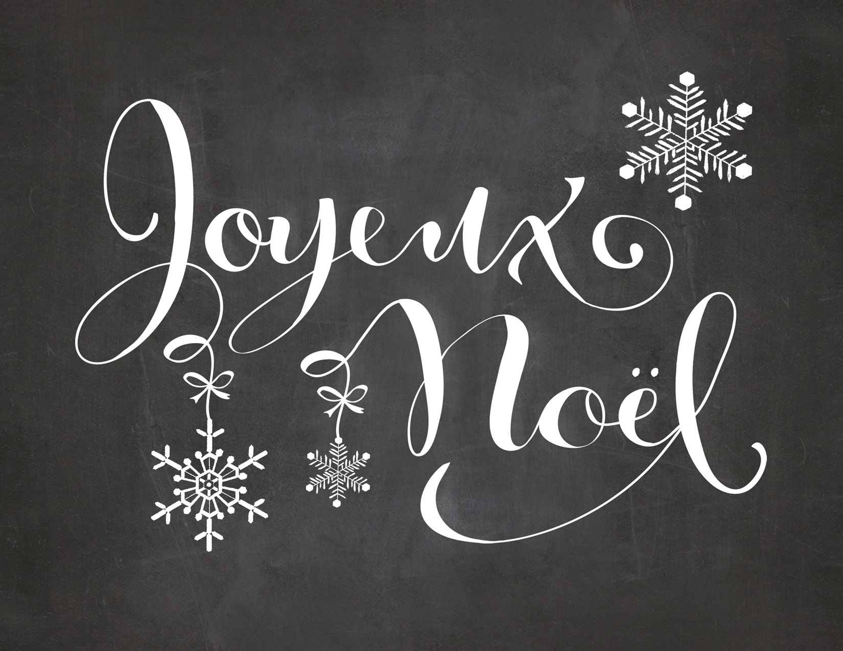 #575653 12 Free Christmas Chalkboard Printables • Little Gold Pixel 6481 Décoration Noel Word 1650x1275 px @ aertt.com