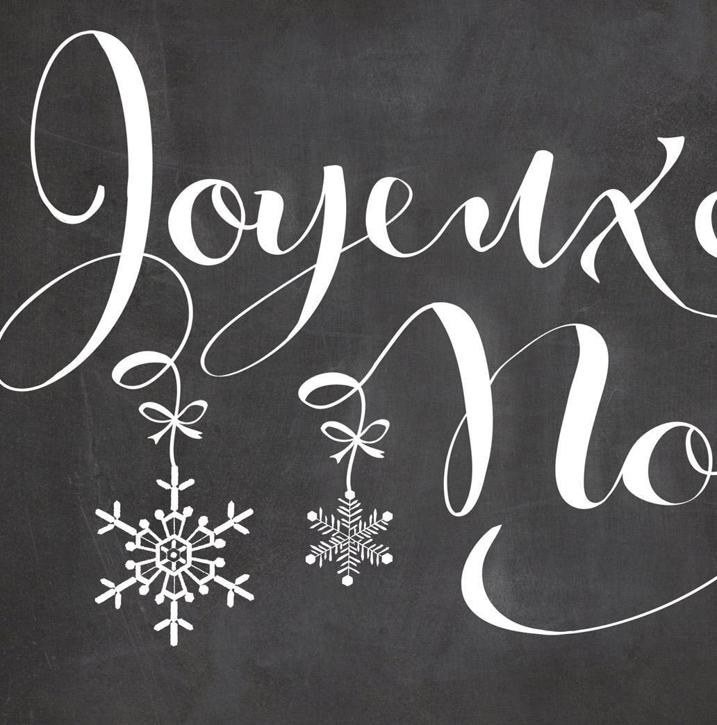 Joyeux Noel Clipart.Free Holiday Printables The Graphics Fairy