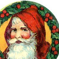 Santa Clip Art Image