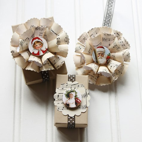Personal Creations Christmas Ornaments