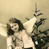 Angel Girl Photo Image