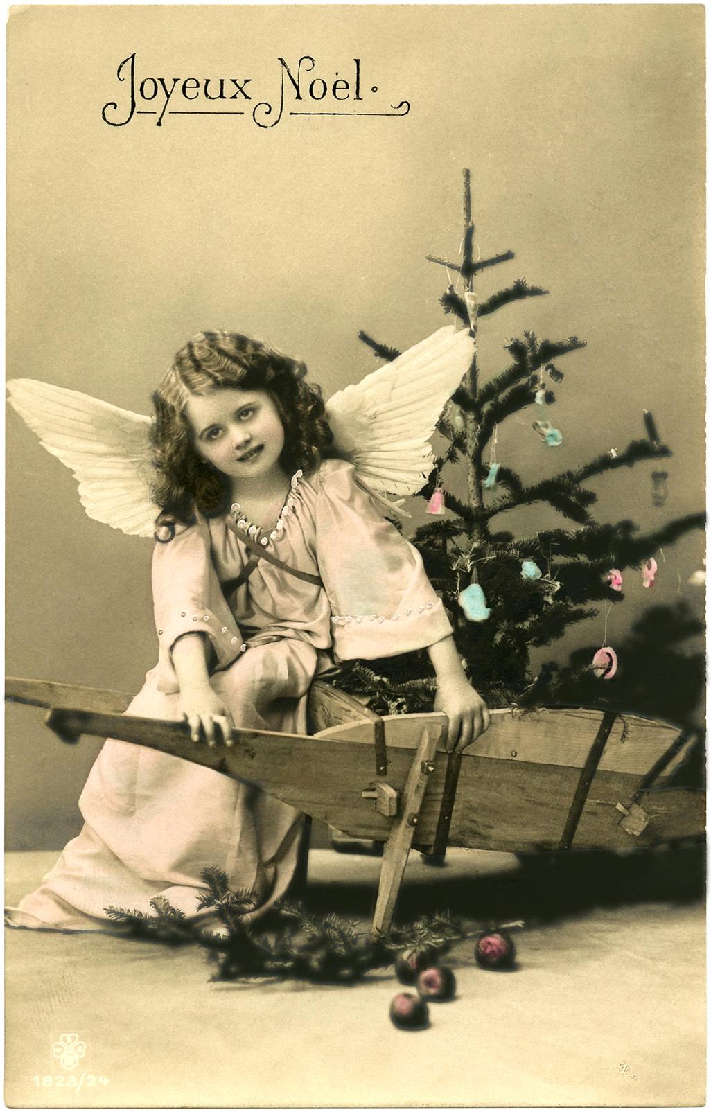 Angel Girl Photo Image The Graphics Fairy