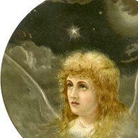 Christmas Eve Angel Image