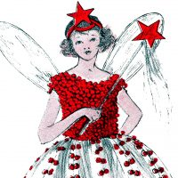 Christmas Fairy Image