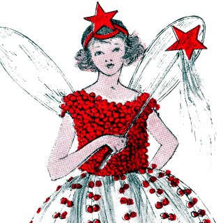 Christmas Fairy Image
