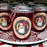 Homemade Gifts Jelly Labels