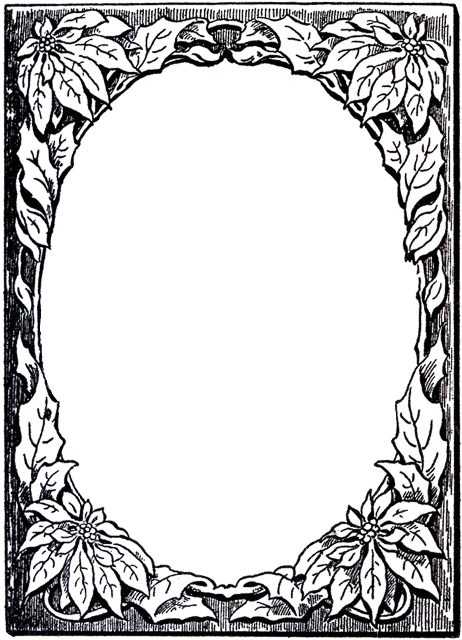 Printable poinsettia craft new calendar template site - The graphics fairy ...