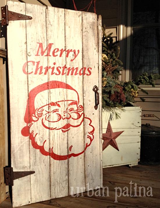 DIY Santa Sign - Reader Featured Project