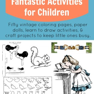 50 Free Activities for Children!
