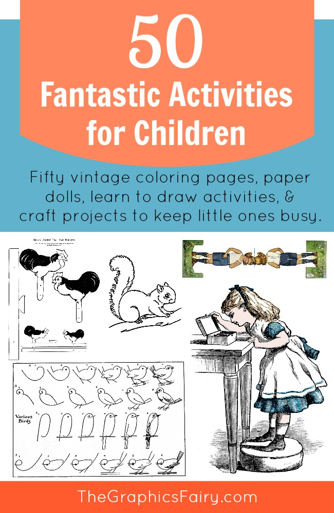 Fifty Fantastic Activities for Children