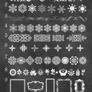 10 Best Decorative Embellishment Fonts