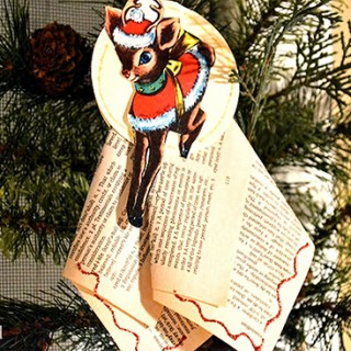 Reindeer Gift Tags – Reader Featured Project