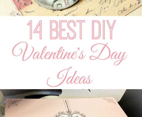 14 Best DIY Valentine's Day Ideas