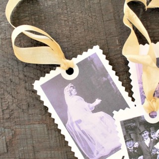 Vintage Wedding Gift Tags – Reader Featured Project