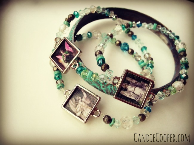 Candie Cooper Graphics Fairy Guardian Angel Jewelry 3