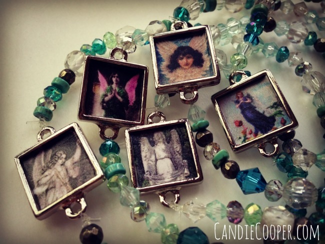 Candie Cooper Graphics Fairy Guardian Angel Jewelry 5