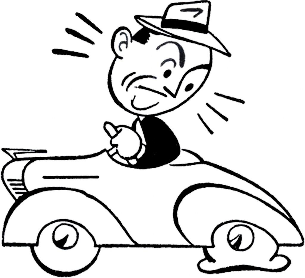 Car Trouble Clip Art