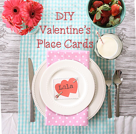 DIY+Valentine's+Day+Place+Cards+via+Graphics+Fairy+DIY