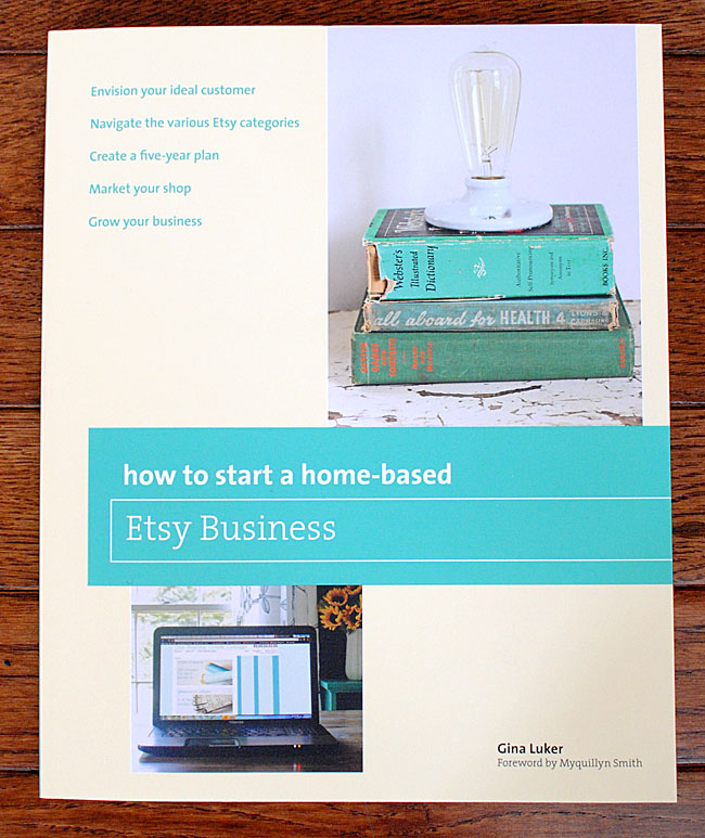 Etsy Business Book Review and Giveaway!