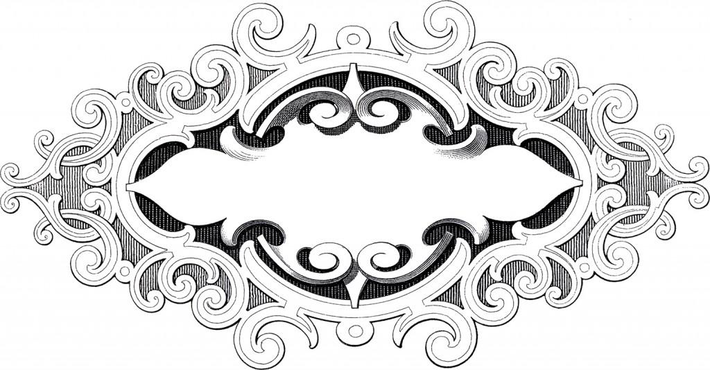 Free Public Domain Frame Image