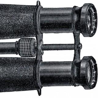 Free Vintage Binocular Image