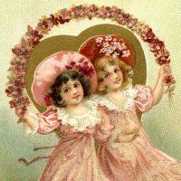 Free Vintage Valentine Image