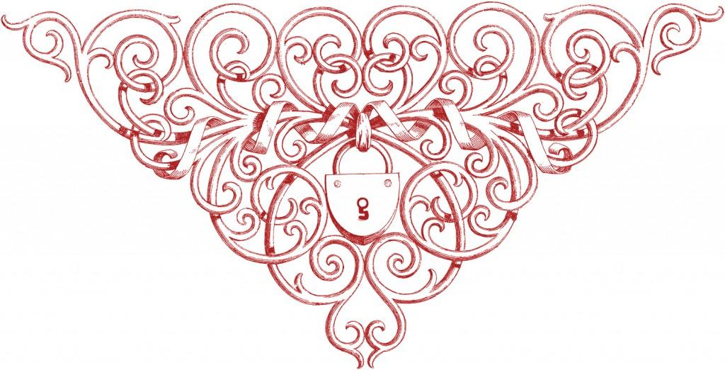 Ornate Lock Images