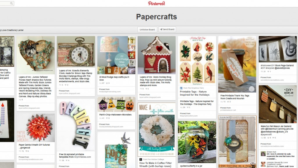 Paper Crafts Pinterest Saved by Love Creations