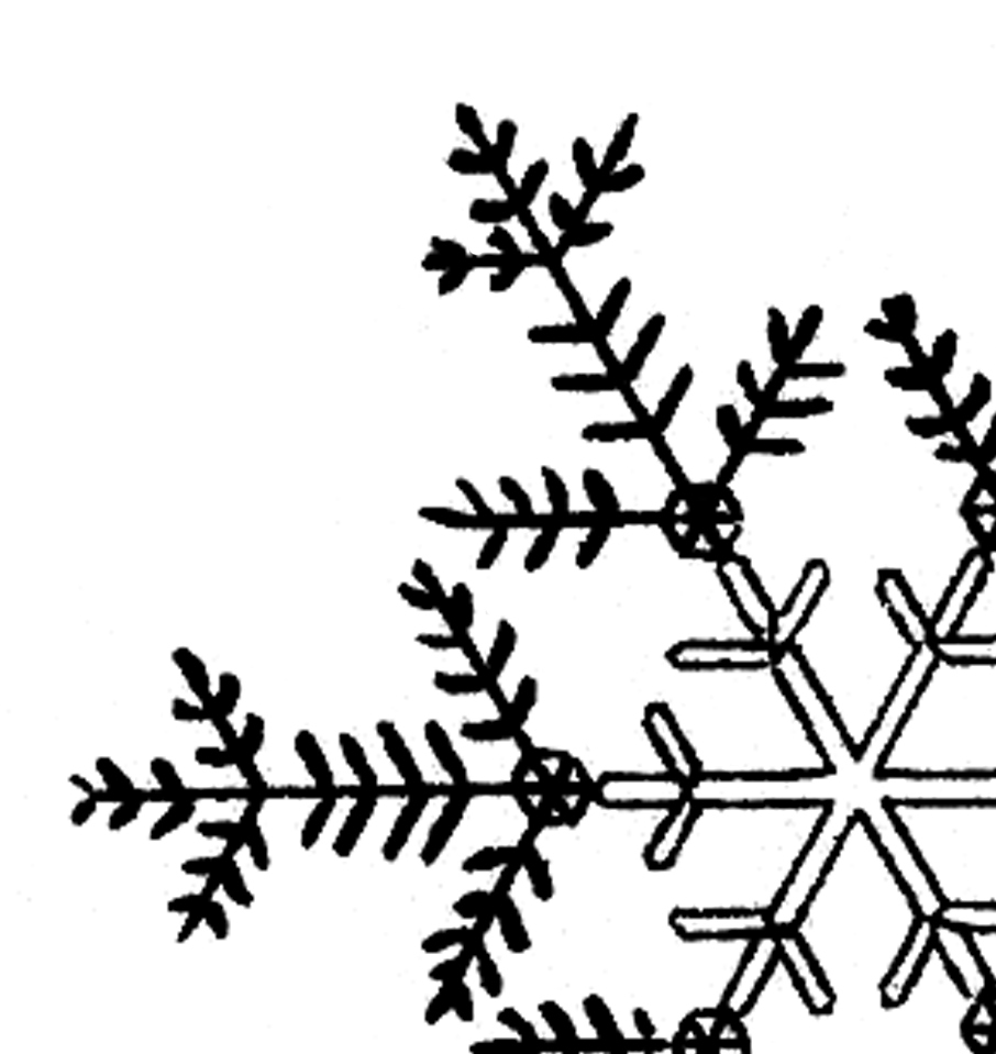 Free Snowflakes Clip Art - The Graphics Fairy