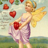 Valentine Fairy Image