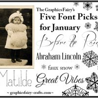 Free Winter Fonts