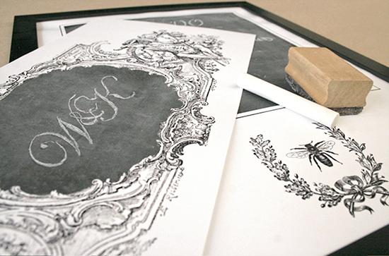 DIY Chalkboard Art Poster - Reader Featured Project