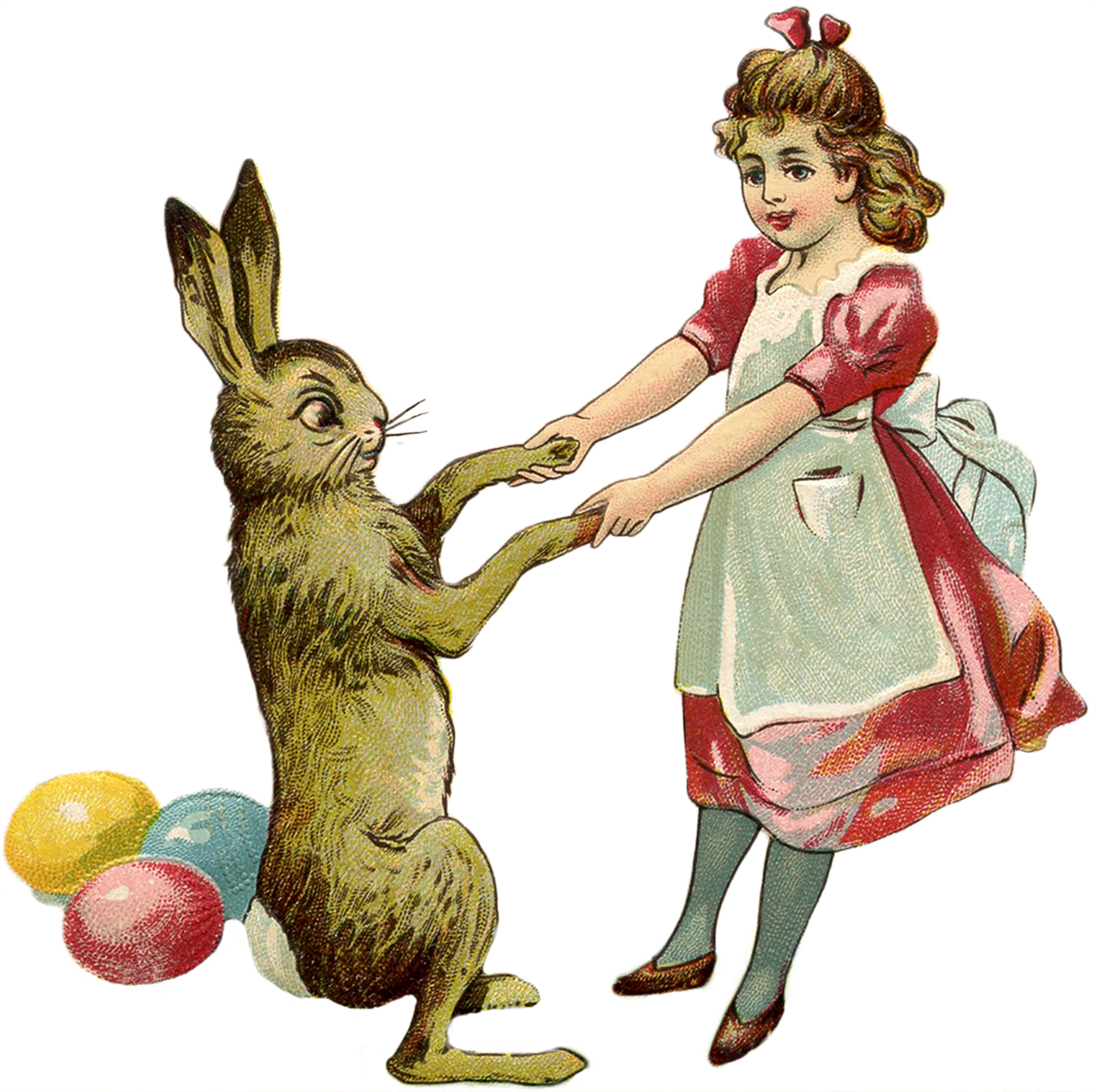 vintage easter bunny - photo #41