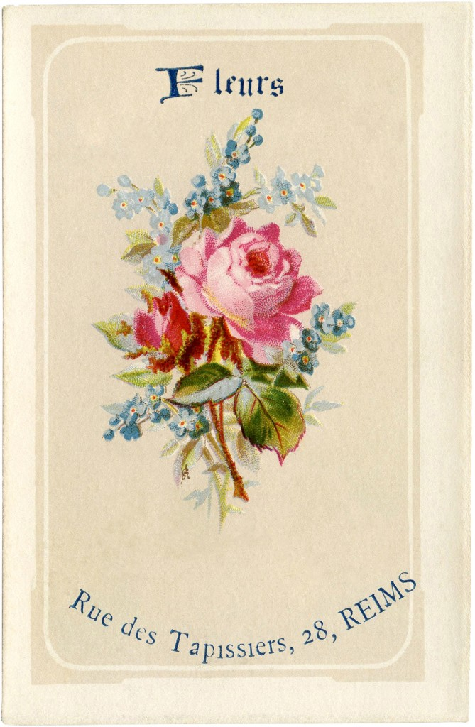 French Fleurs Image