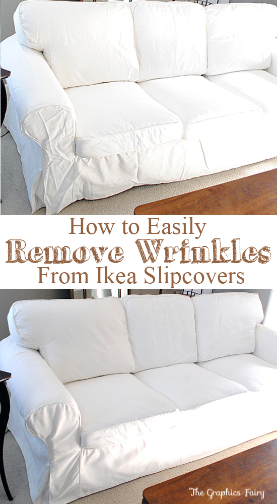 How To Easily Remove Wrinkles From Ikea