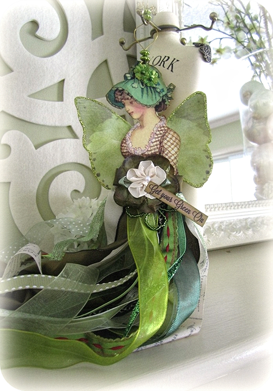 St. Patrick's Day Doll - Reader Featured Project