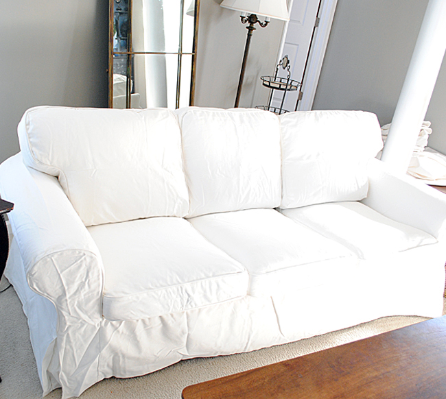ikea sectional slipcover with White Slipcovered Sofa Ikea on Small Footstools Ikea Cheap Ottoman Ikea additionally Ikea Karlstad Corner Sofa Slipcover furthermore Ikea Ektorp 22 Corner Sofa Cover further Ikea Kivik Sofa Slipcover Cover also Ikea Farlov Sofa Review Back To Basics.