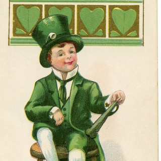 Irish Leprechaun Image