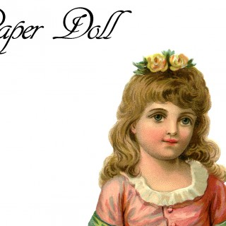 picture relating to Printable Vintage Paper Dolls named Paper Dolls Archives - The Graphics Fairy