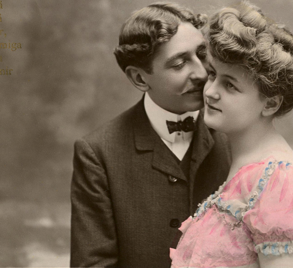 Old Fashioned Wedding Songs: 8 Old Fashioned Pictures Of Couples!