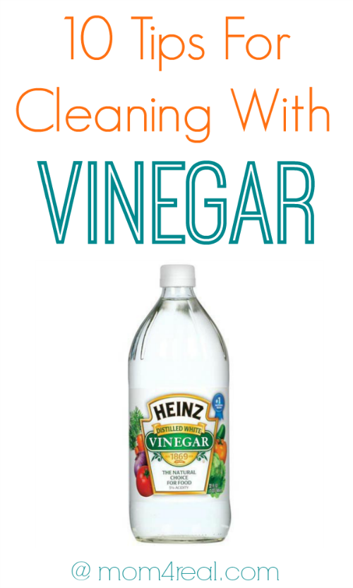 10-Tips-For-Cleaning-with-Vinegar-and-many-more-Cleaning-Tricks at mom4real