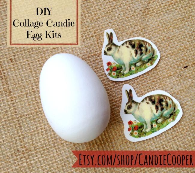 Candie Cooper Easter Egg Kit