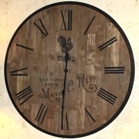 French Country Clock