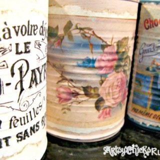 DIY Upcycled Tin Can Crafts – Reader Featured Project