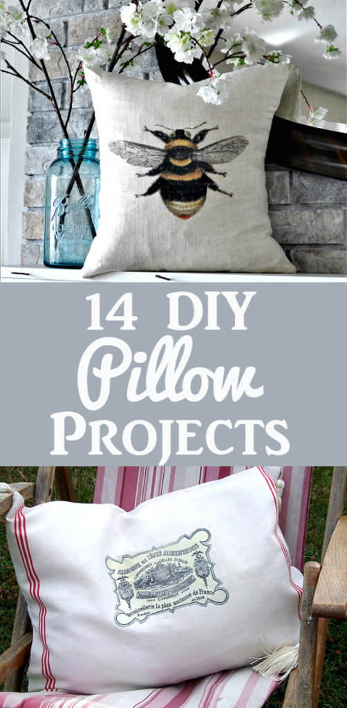 DIY Pillow Projects