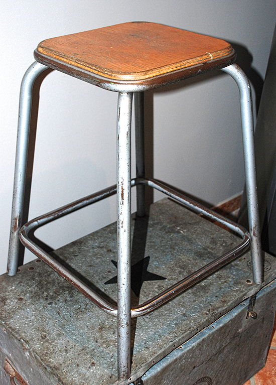 DIY Stool Makeover - Reader Featured Project