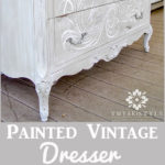 Painted Vintage Dresser Projects
